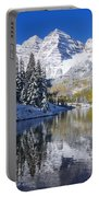 Maroon Lake And Bells 2 Portable Battery Charger