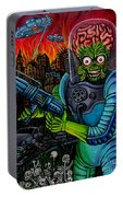 Mars Attacks 2 Portable Battery Charger