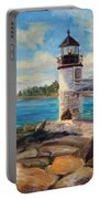 Marshal Point Light Portable Battery Charger