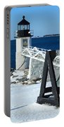 Marshall Point Snow Portable Battery Charger