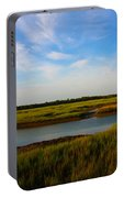 Marshland Charleston South Carolina Portable Battery Charger