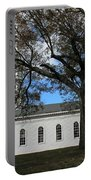 Martha Mary Chapel In Sudbury Ma 2 Portable Battery Charger