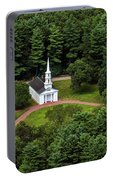 Martha Mary Chapel Portable Battery Charger