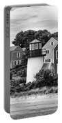 Hyannis Lighthouse Bw Portable Battery Charger