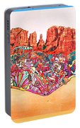 Martin-hardy-sedona Wide Portable Battery Charger