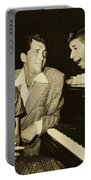 Martin, Lewis, And Clooney Portable Battery Charger
