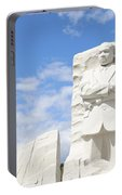 Martin Luther King Dc Memorial Portable Battery Charger