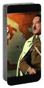 Martin Wuttke As Adolf Hitler Number One Inglourious Basterds 2009 Color Added 2016 Portable Battery Charger
