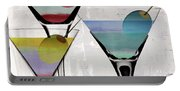 Martini Prism Portable Battery Charger