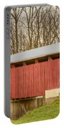 Martinsville Covered Bridge Portable Battery Charger