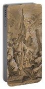 Martyrdom Of Saint Andrew Portable Battery Charger