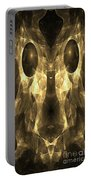 Marucii 168-03-13 Gold Mask Portable Battery Charger