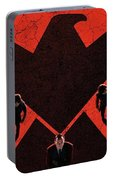 Marvel's Agents Of S.h.i.e.l.d. Portable Battery Charger