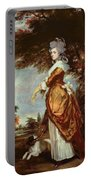 Mary Amelia First Marchioness Of Salisbury Portable Battery Charger