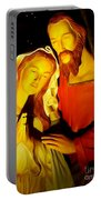 Mary And Joseph Portable Battery Charger