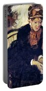 Mary Cassatt (1845-1926) Portable Battery Charger