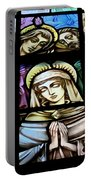 Mary In The Middle Portable Battery Charger
