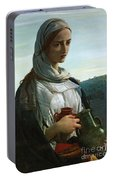 Mary Madgalen Portable Battery Charger