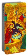 Mary Well Nativity Portable Battery Charger