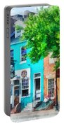 Maryland - Neighborhood Pub Fells Point Md Portable Battery Charger