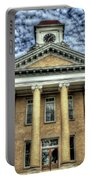 Maryville Tennessee Courthouse  Portable Battery Charger