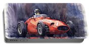 Maserati 250f Portable Battery Charger