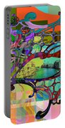 Mask Of Venice Portable Battery Charger
