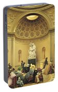 Mass In The Expiatory Chapel Portable Battery Charger