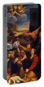 Massacre Of The Innocents 1611 Portable Battery Charger