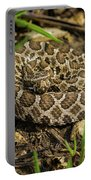 Massasauga Rattlesnake Portable Battery Charger