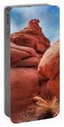 Massive Boulders At Kodachrome Park Portable Battery Charger