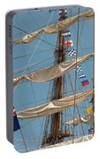 Mast Flags Portable Battery Charger