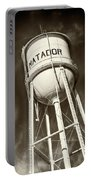 Matador Texas Water Tower Portable Battery Charger