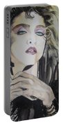 Material Girl Portable Battery Charger