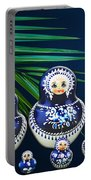 Matreshka Doll Portable Battery Charger