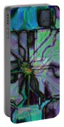 Matrices In Glass Houses Portable Battery Charger