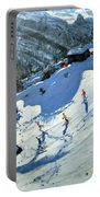 Matterhorn Portable Battery Charger by Andrew Macara