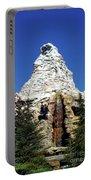 Matterhorn Disneyland Portable Battery Charger