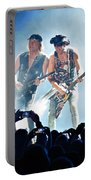 Matthias Jabs And Rudolf Schenker Shredding Portable Battery Charger