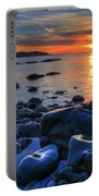 Maughold Beach Portable Battery Charger