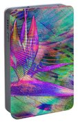 Maui Bird Of Paradise Portable Battery Charger