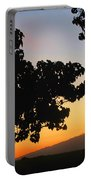 Maui Road Sunset Portable Battery Charger