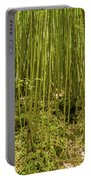 Maui's Thick Bamboo Portable Battery Charger