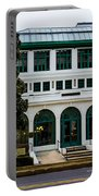 Maurice Bath House - Hot Springs, Arkansas Portable Battery Charger