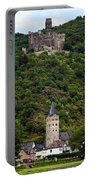 Maus Castle Over Village Portable Battery Charger