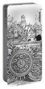 Maximilian I 1459-1519 Portable Battery Charger