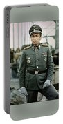 Maximilian Schell As Capt. Stransky Cross Of Iron Publicity Photo 1977 Portable Battery Charger