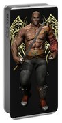 Maximus The Vampire Slayer 01 Portable Battery Charger