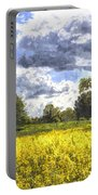 May Farm Art Portable Battery Charger