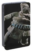 Mayan Athlete, 700-900 A.d Portable Battery Charger